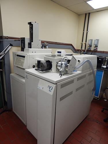Equipment at FIC Chemistry